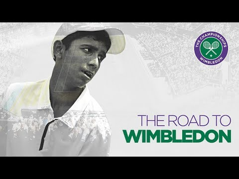 The Road to Wimbledon | Siddhant Banthia