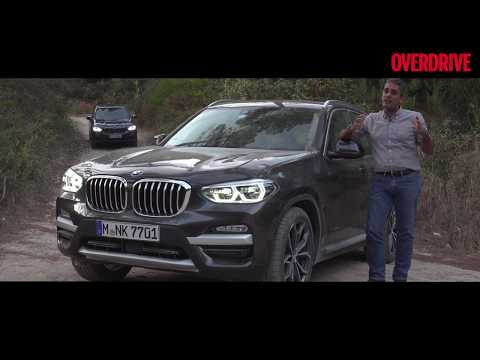 2018 BMW X3 First Drive | OVERDRIVE