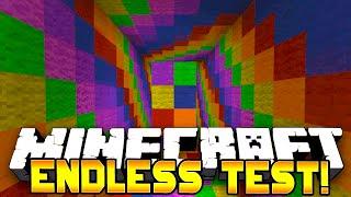 Minecraft - ENDLESS MAZE TEST! w/Preston, & Kenny