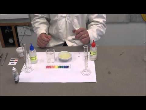Neutralisation Of Sodium Hydroxide By Hydrochloric Acid