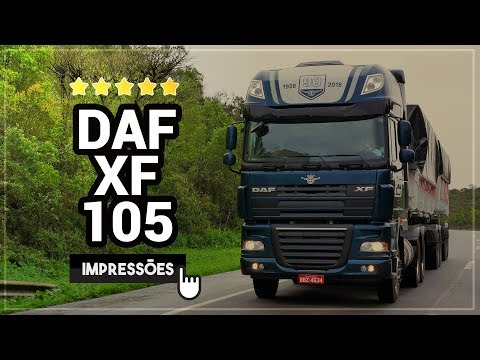 Impressões - DAF XF 105