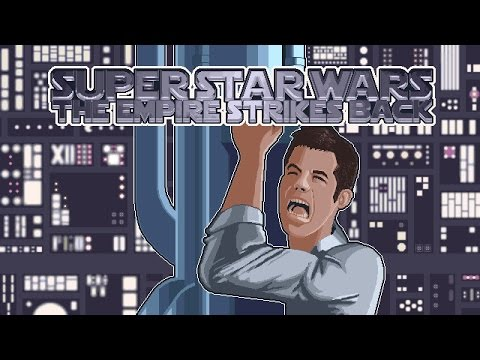 Super Star Wars: The Empire Strikes Back (SNES) Full Playthr