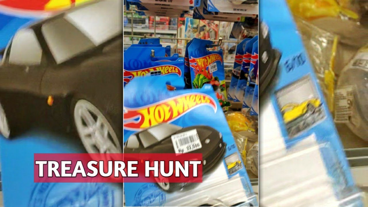 NEMU HOT WHEELS MAZDA RX7 & TREASURE HUNT #SHORT VLOG HUNTING
