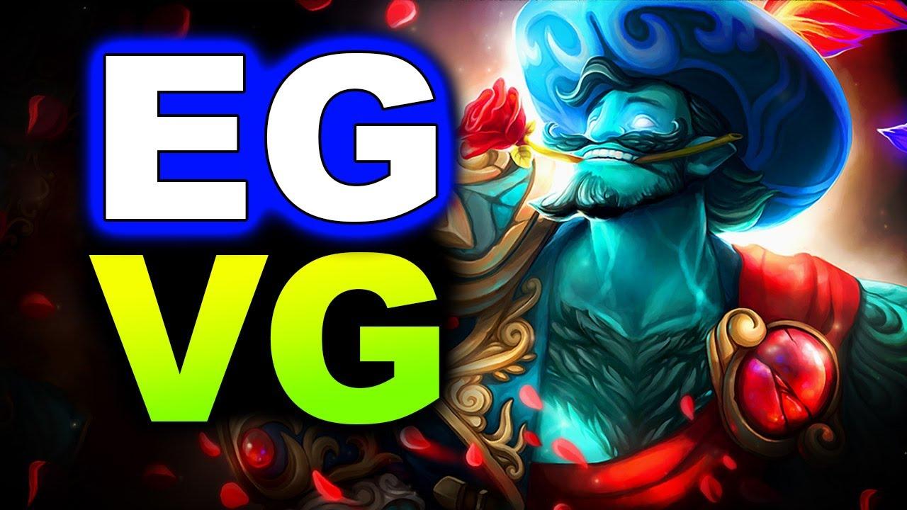 EG vs VICI GAMING - NA vs CHINA PLAYOFFS - WEPLAY ANIMAJOR DOTA 2