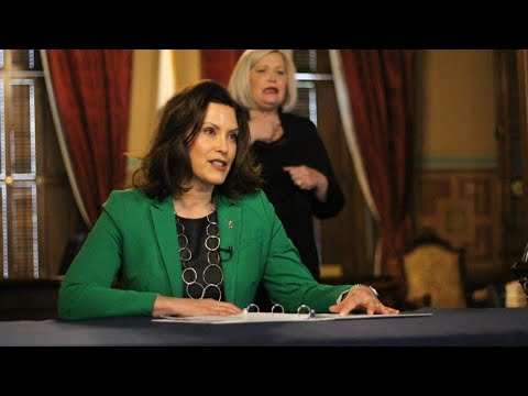 Republican-led Michigan House refuses to extend Gov. Whitmer's ...