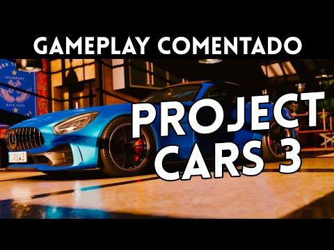GAMEPLAY PROJECT CARS 3 (PS4, Xbox One, PC) VUELVE uno de los mejores juegos de CONDUCCIÓN