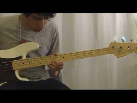 Fender American Standard Precision Bass - Lucas Cortes