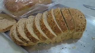 Pão de Forma Integral com 2 Grãos