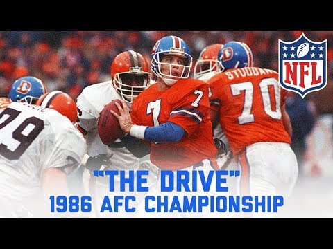 The Greatest 98-Yard Drive in NFL History   #CountdownToKickoff   NFL