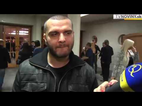 Rytmus - Na Slávikovi Rozhovor 2009