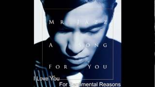 蕭敬騰新歌首播\I Love You For Sentimental Reasons \Mr.Jazz