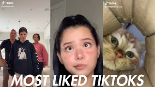 The Top 10 Most Liked TikToks EVER!
