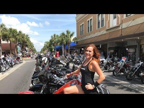 Leesburg Bikefest 2018 - Girls and Bikes