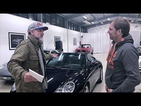 Porsche 996 Carrera 4 + Verkaufsberatung mit Axel von Blittersdorf