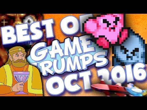 BEST OF Game Grumps - October 2016