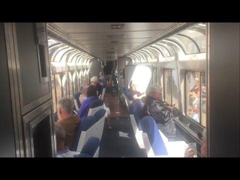 Amtrak Empire Builder Quick Tour