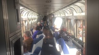 Amtrak Empire Builder Quick Tour