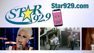 Star 92.9 • Listen While You Work!