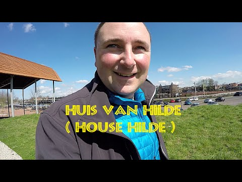 My trip to Castricum and House Hilde ( Huis van Hilde ) 10 April 2016