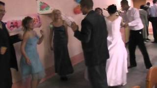 Акробатический этюд в танце