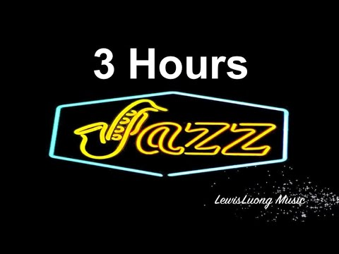 Jazz Instrumental: THREE HOURS of Smooth Elevator Music  for relaxing happy summer chill out