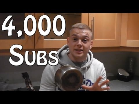 4,000 Subscriber Special! How To Make A Cheesecake W/Squid