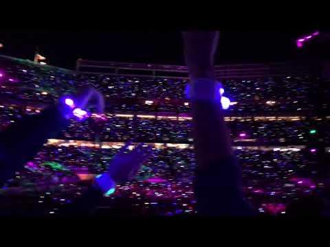 Coldplay Levis Stadium - AHFOD Tour 2017 (San Francisco/Santa Clara)