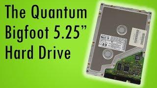 Remember the Quantum Bigfoot? Retro 5.25