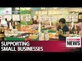 Gov't rolls out new measures to help small biz owners, the self-employed