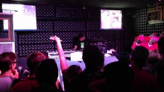 Kid Koala - Drunk Trumpet (Casbah San Diego 11/2/2012)