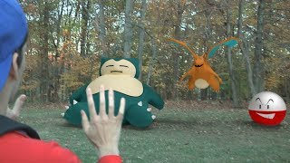 Real Life Pokemon Adventure