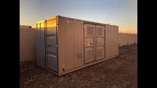 КТП - обзор трансформаторной подстацнии в контейнерном исполнении