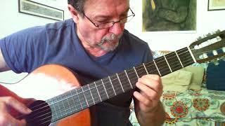 CHI TENE O MARE  -  (PINO DANIELE) - tutorial