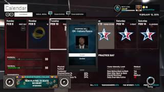 NBA 2K15 My GM 1 серия (Перестройка Филы)