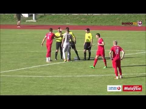Sažetak: FK Sarajevo 3:1 NK Zagreb