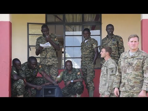 MISO to UPDF: Psychological Operations Training
