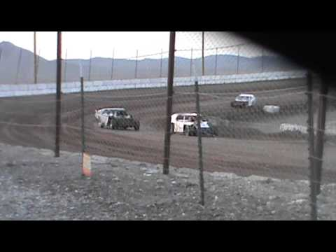 Zach Cail-Lovelock Speedway Heat p-2