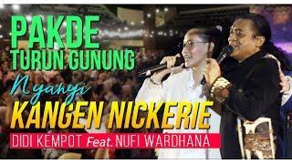 Download Mp3 Kangen Nickerie - Didi Kempot Live Ugm Feat. Nufi Wardhana