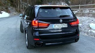 2016 BMW X5 M50d xDrive (381 HP) TEST DRIVE | by TEST DRIVE FREAK