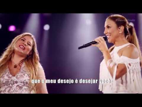 Ivete Sangalo e Marília Mendonça - Zero a Dez, Show da Virada 2017