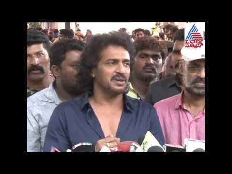 Actor Upendra Reaction On Parvatamma Rajkumar Death
