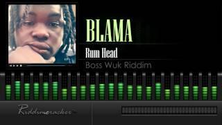 blama rum head boss wuk riddim soca 2016 hd
