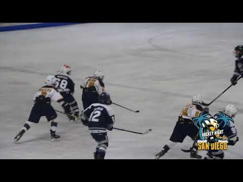 California Gold Rush vs San Diego Oilers Squirt BB Championship Game