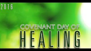Pt.1 Bishop David Oyedepo:Covenant Day Of Healing
