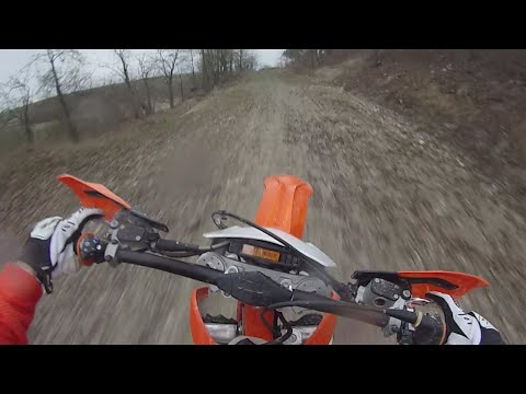 Abandonned MX Track RAW [KTM 250 EXC 2015]