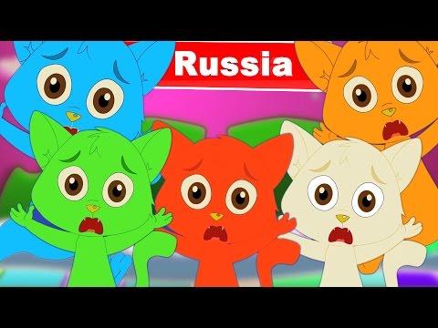 Десять в постели | детские стишки в России | детские стишки сборник