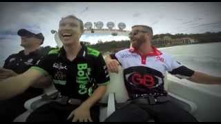 ZoomTV on 7mate S05E012 Celebrity Hitchhiker David Reynolds