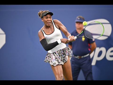 Elina Svitolina Vs Venus Williams Extended Highlights | US Open 2019 R2