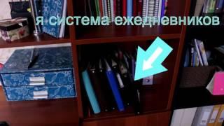 ОРГАНИЗАЦИЯ РАБОЧЕГО МЕСТА при РАБОТЕ на ДОМУ. РЕТРО :)  📌 by NinaMind