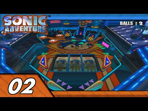 Sonic Adventure Episode 2: Late Night Casinos